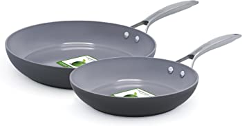 GreenPan CC000044-001 Ceramic Frying Pan