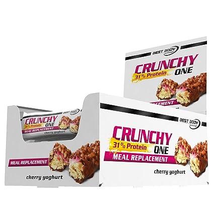 Best Body Nutrition Crunchy One Cherry Yoghurt - 60 gr