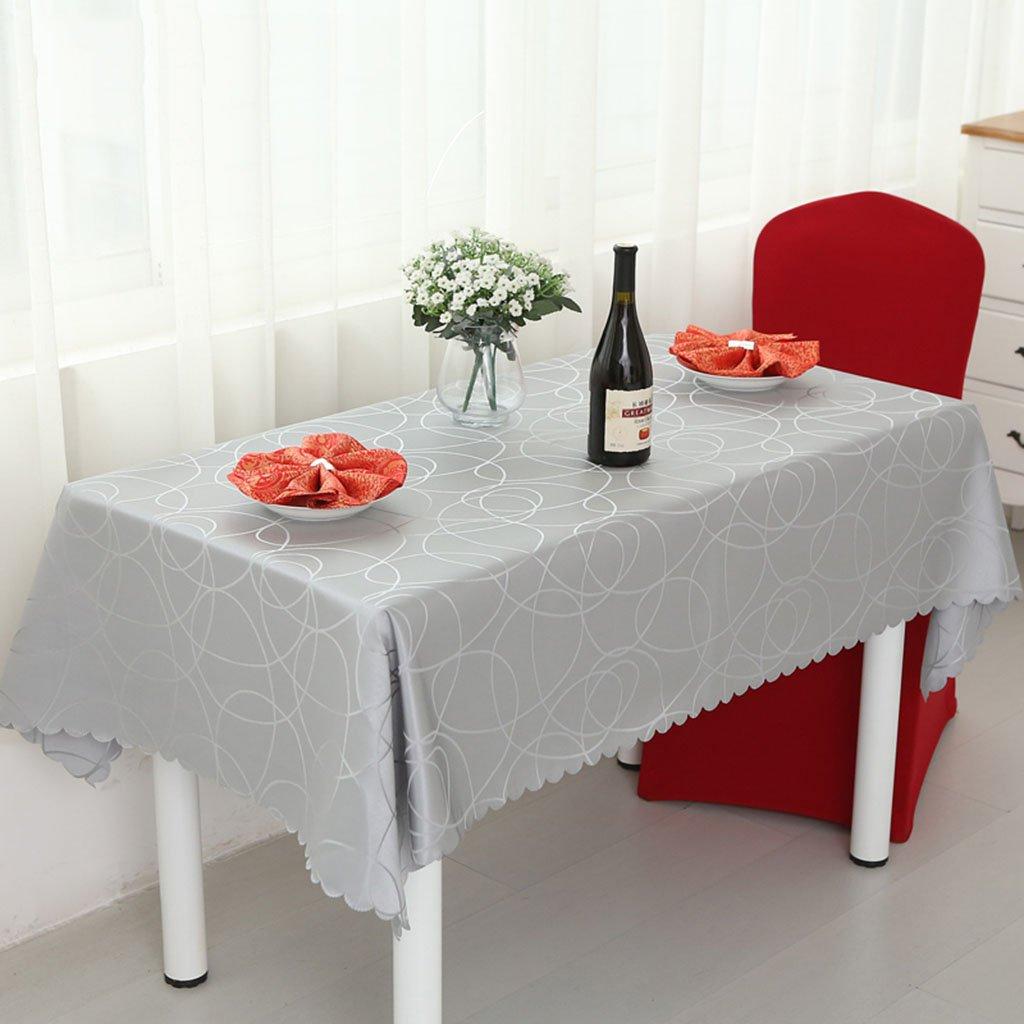 Unbekannt Küchenwäsche Tischdecken - Hotel, Esszimmer, Wohnzimmer Rechteckige Tischdecken, (Farbe   A, größe   140  160cm) B07CP3DKXS Tischdecken Hohe Qualität und günstig       Vorzügliche Verarbeitung