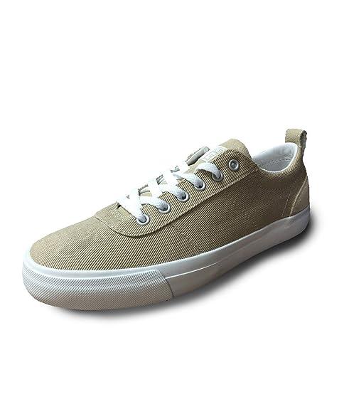 Converse Match Point - Zapatillas de Lona para hombre, color Beige, talla 43: Amazon.es: Zapatos y complementos