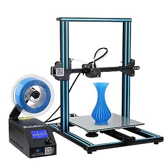 Comgrow Creality 3D CR-10 Impresora 3D 300x300x400mm: Amazon.es ...