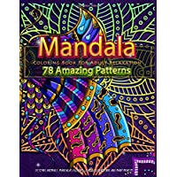 Mandala Coloring Book For Adult Relaxation: Designs Animals, Mandalas, Flowers, Paisley Patterns  For Stress Relieving and Meditation150 page 8.5x11