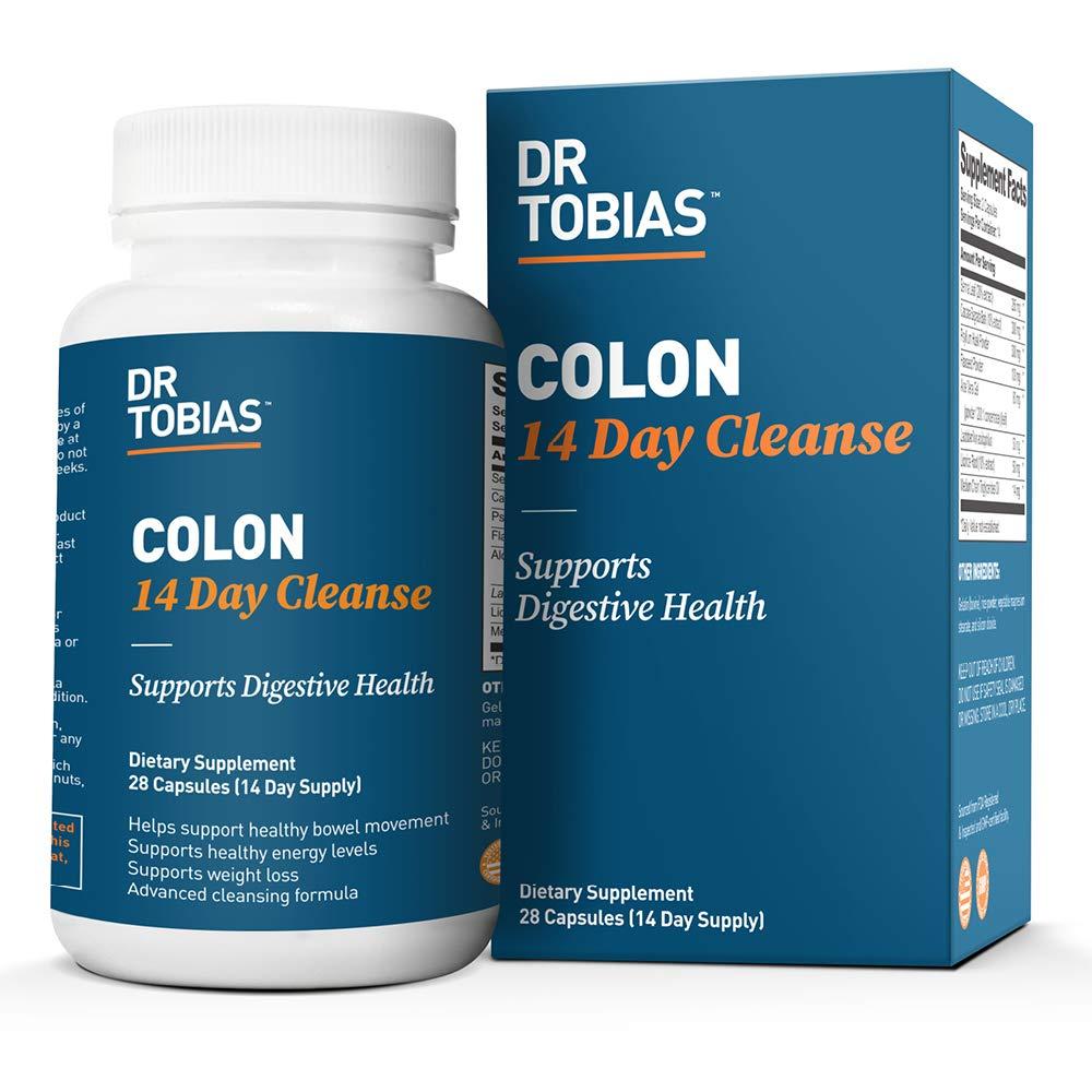 2. Optimum Colon: 14 Days Quick Cleanse