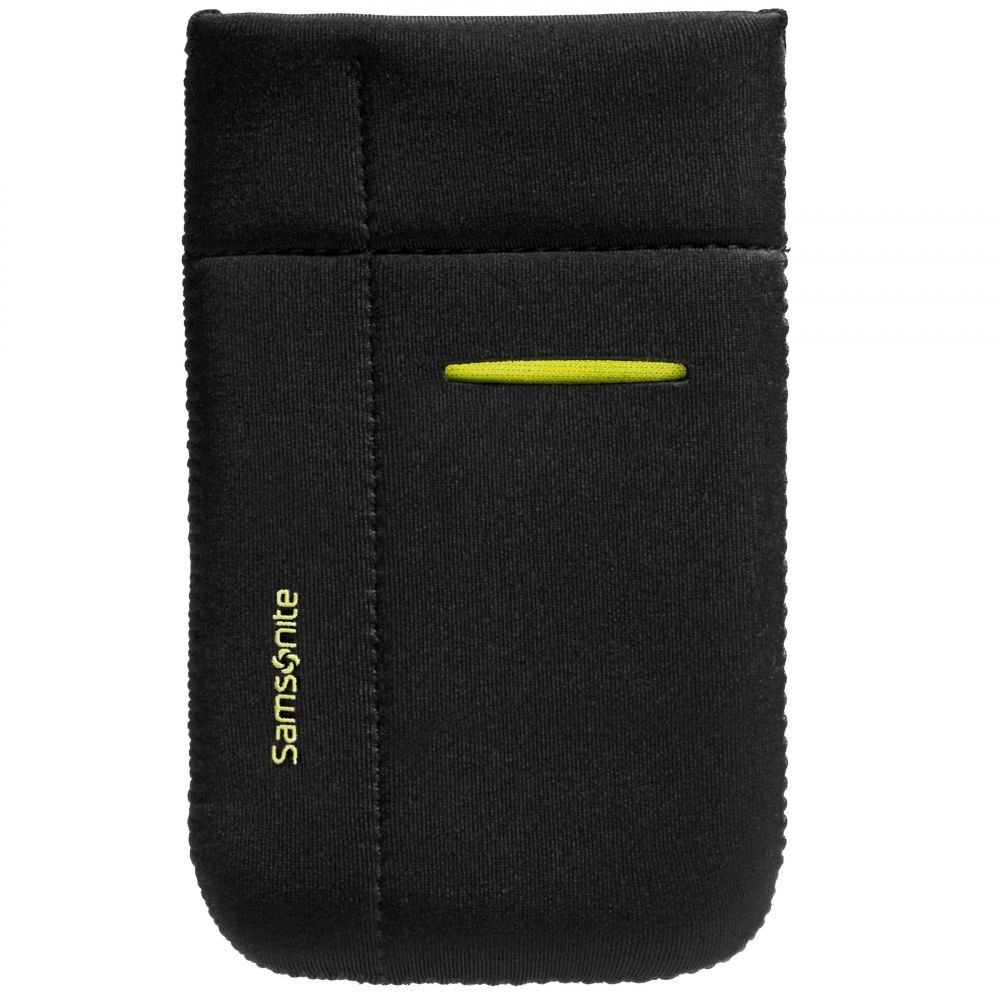 Green - P1019002 Black//Green Samsonite Briefcase