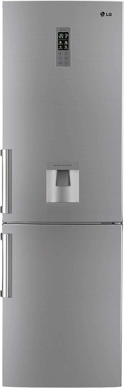 LG GB5237PVEZ congeladora - Frigorífico (Independiente, Gris ...