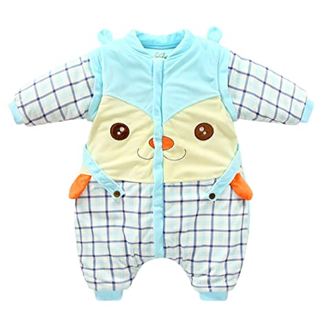 Happy Cherry Saco de Dormir para Bebé Unisex Sleepwear Bolsa para Dormir de Piernas Separadas con