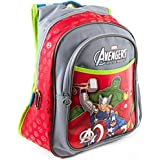 MARVEL COMICS AVENGERS BACKPACK RUCKSACK TRAVEL SCHOOL UNI BAG