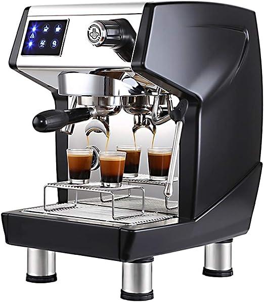 Cafetera Máquina de café espresso, Inicio Comercial Semiautomática ...