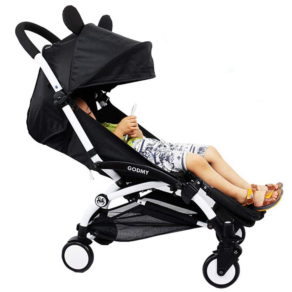 Amazon.com: Baby Stroller Footrest, Universal Footrest Extended Seat Pedal for Baby Stroller 32 × 35 cm: Baby