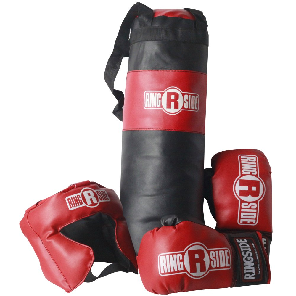 Ringside Kids Boxing Gift Set (2-5 Year Old), Black by Ringside