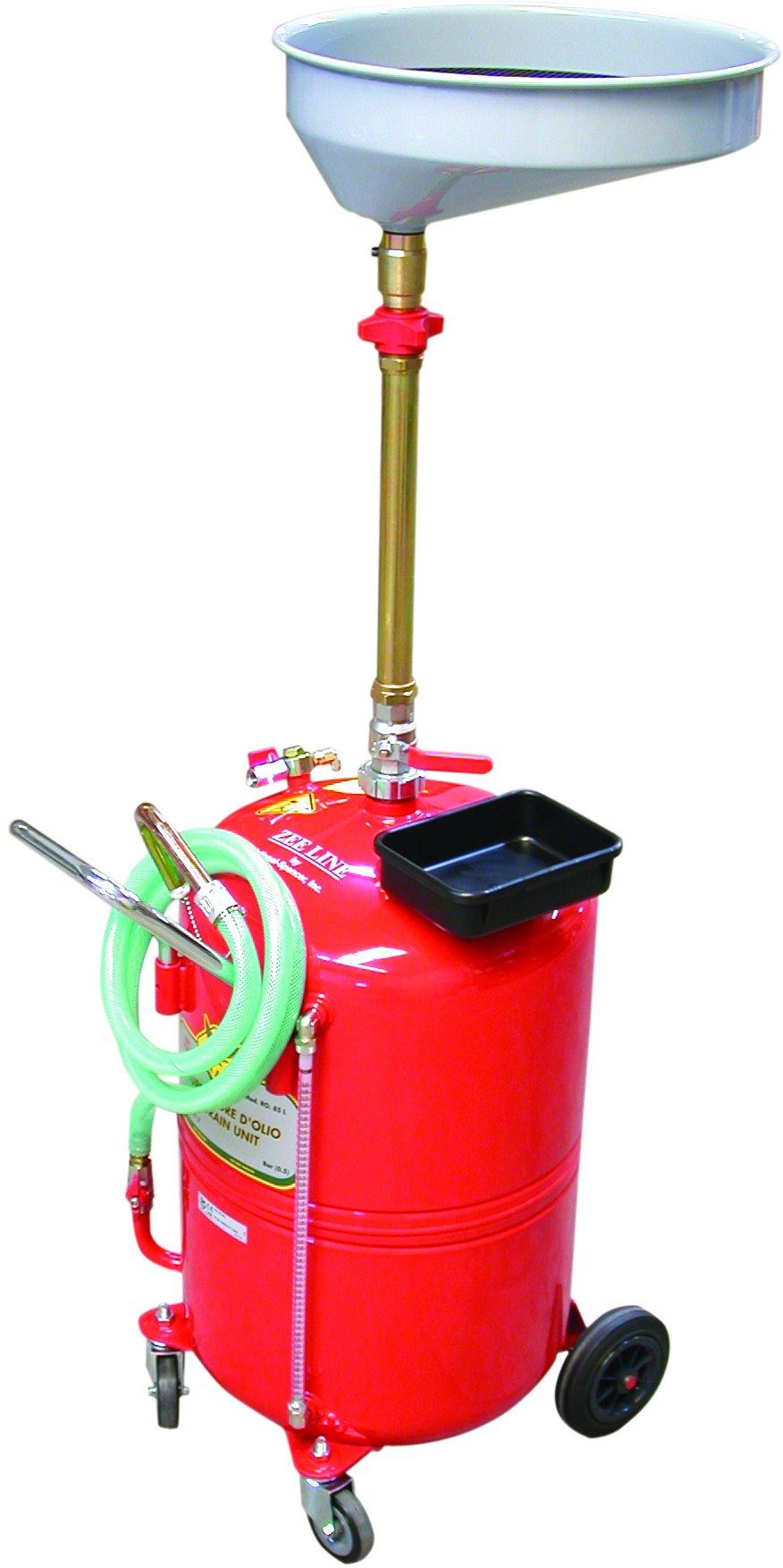 National-Spencer 1234 Economy Waste Oil Drainer, 21 gal