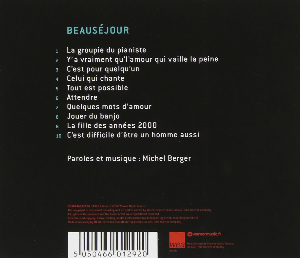 Amazoncom Beausejour Remastered Music