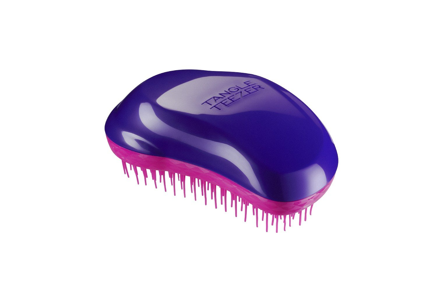Tangle Teezer The Original, Wet or Dry Detangling Hairbrush for All Hair Types - Plum Delicious
