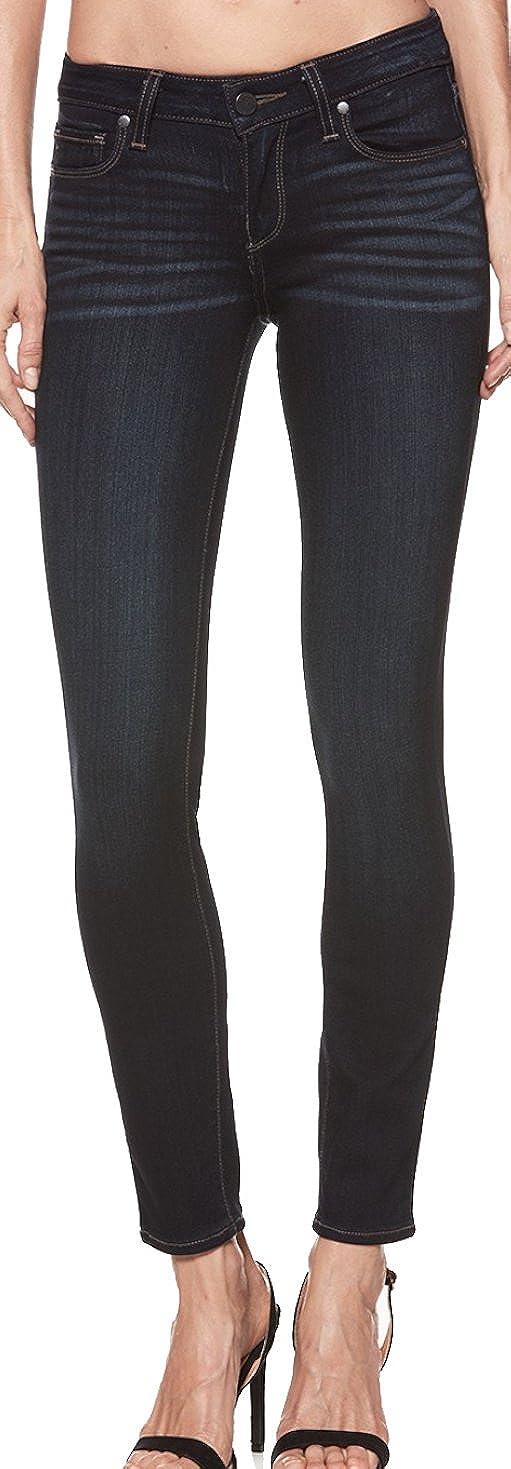 Paige Women's Jean Verdugo Ankle Ellora Skinny Jeans 1764521 3327 bluee
