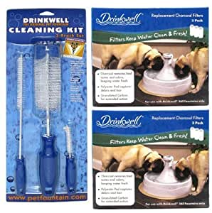 Drinkwell 360 Fountain Accessory Kit for Pets