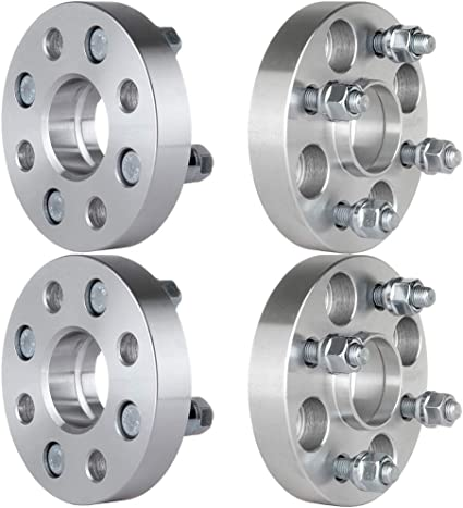 5MM HUBCENTRIC ALLOY WHEEL SPACERS 2006+ 4X100 PCD -2E8K32 BOLTS FOR MINI