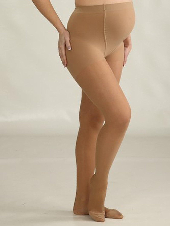 Schwangerschafts Umstands Tonus Elast KOMPRESSIONSSTRUMPFHOSE f/ür Schwangere St/ütz-Strumpfhose