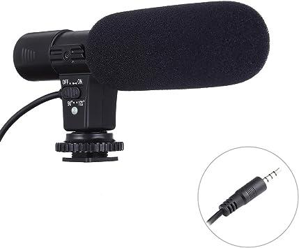 Micrófono Multifuncional MIC-04 30-18000Hz Rate Sound Clear ...
