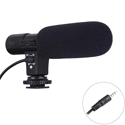 Amazon com: ZQ House 30-18000Hz Rate Sound Clear Stereo Microphone