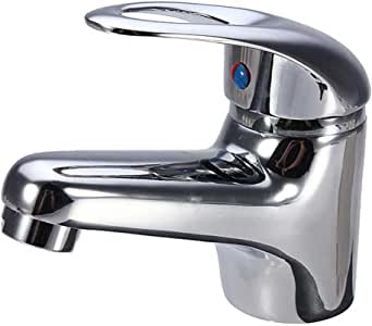 Faucet Chrome Bathroom Kitchen Plated Brass Basin Sink