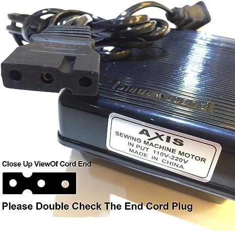 Axis control electrónico de pie con cable (369434003) (419451 ...