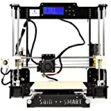 SainSmart x Anet A8 3D Desktop DIY Printer Prusa i3 High Accuracy Self Assembly with Heatbed