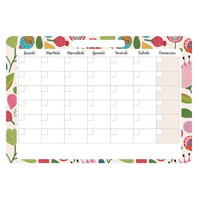 1 opinioni per Ludilabel- Planning mensile magnetico scrivibile- Loris