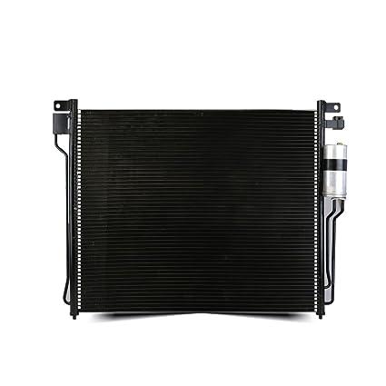A//C AC Condenser For Nissan Frontier Suzuki Equator 3331