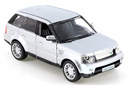 Amazon Com Rmz City Land Rover Range Rover Sport Silver 555007