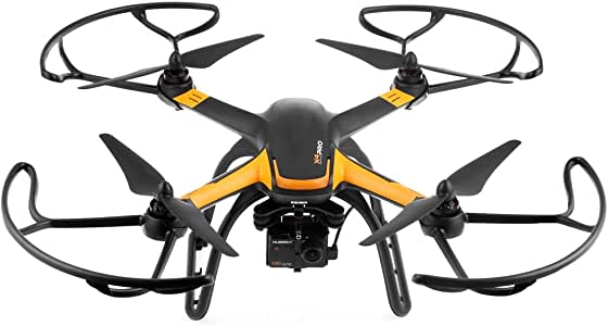 Hubsan X4 PRO 5.8GHz FPV RC Standard Edition Quadcopter with 1-Axis Gimbal Camera, 2.4GHz Remote Control Included