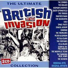 Ultimate British Invasion..