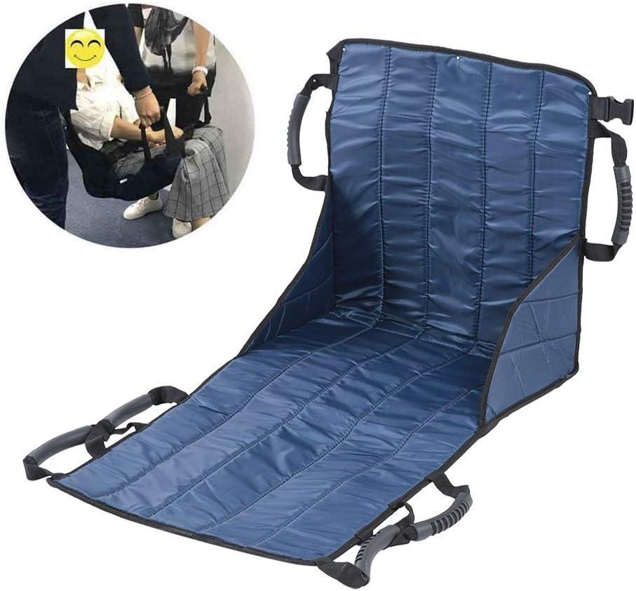 Cinturón de transferencia de pacientes - Elevador de asiento de asiento de transferencia de paciente, Cinturón de transporte de emergencia con movilidad médica, Tablero de transferencia de pacientes