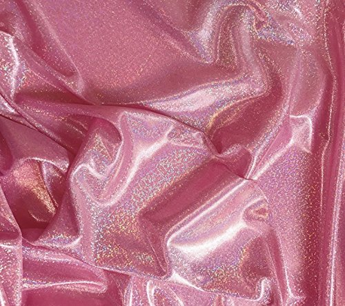 UChic 100CM x 150CM Pink Fantastic Color Laser Cloth Stars Sequined Mesh Gauze Background Cloth Pendulum Photo Props Wall Background Home Decoration Party Supplies