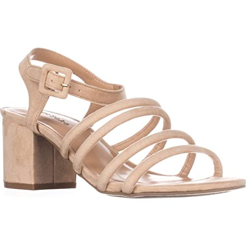 4c2e10a6416 Image Unavailable. Image not available for. Color  ZIGI SOHO Womens Gladys  Open Toe Casual Strappy Sandals ...
