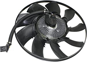 Fan Clutch compatible with RANGE ROVER 06-09/LR3 05-09 RADIATOR 4.4L w/Blade