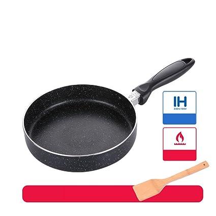 LLW-Frying Pans Sartén Sartenes Pan Maifanshi Sartén Antiadherente Sartén De Tortilla Cocina Cocina De