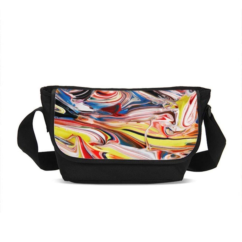 Classic Messenger Bag Shoulder Commute Bag Crossbody School Book Bag
