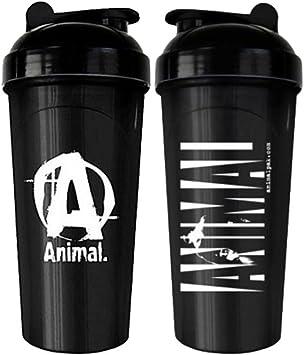 Universal Nutrition Animal Shaker Negro Deporte Proteína ...