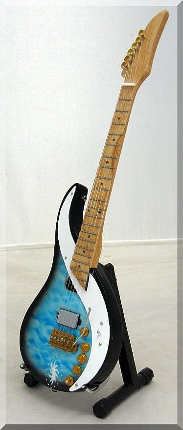 ULI JON ROTH Miniatura Guitarra Scorpions