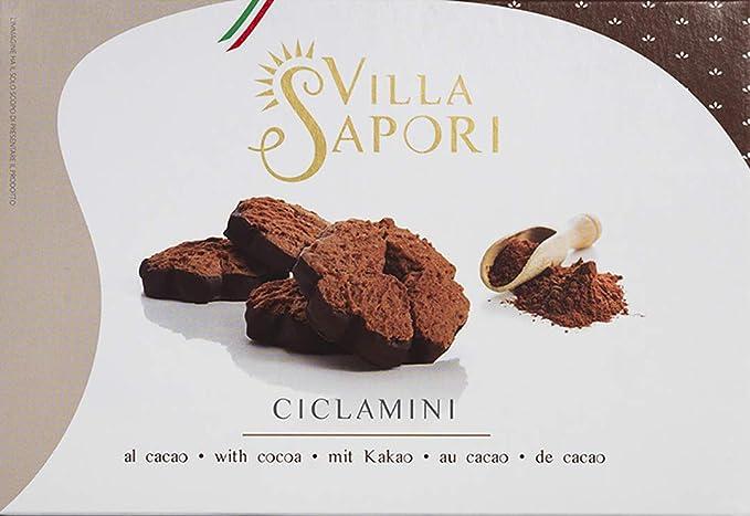 Villa Sapori - Ciclamini, caja de 900 g (pack de 6 x 150 g