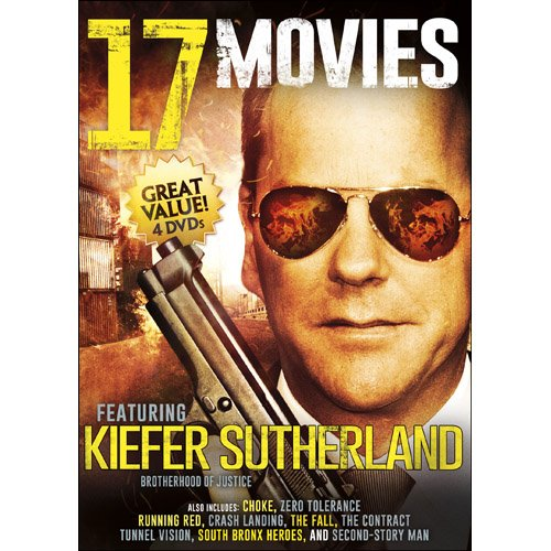17-Movie Collection Featuring Kiefer Sutherland -