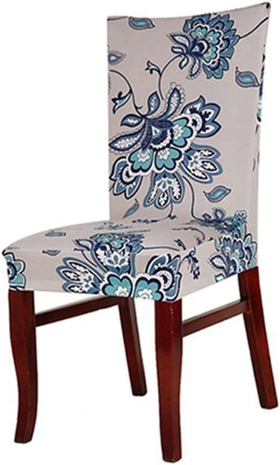 Kaariss Stretch Removable Washable Short Dining Chair Protector Cover Slipcover, 29