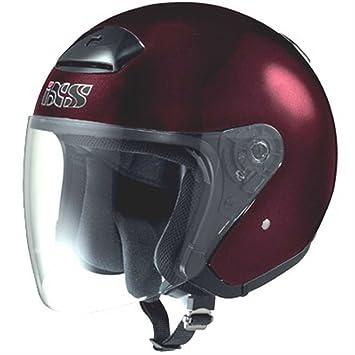 IXS HX 118-Casco de moto XXL (63/64) blanco