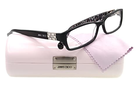 396c0e1de0ae Image Unavailable. Image not available for. Colour: Jimmy Choo Eyeglasses  ...