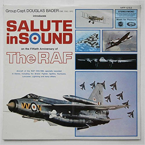 Salute In Sound: 50th Anniversary Of The R.A.F. [LP]