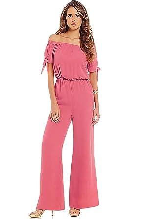 Mujer Jumpsuit Elegante Pantalones Casuales Largos Fashion ...