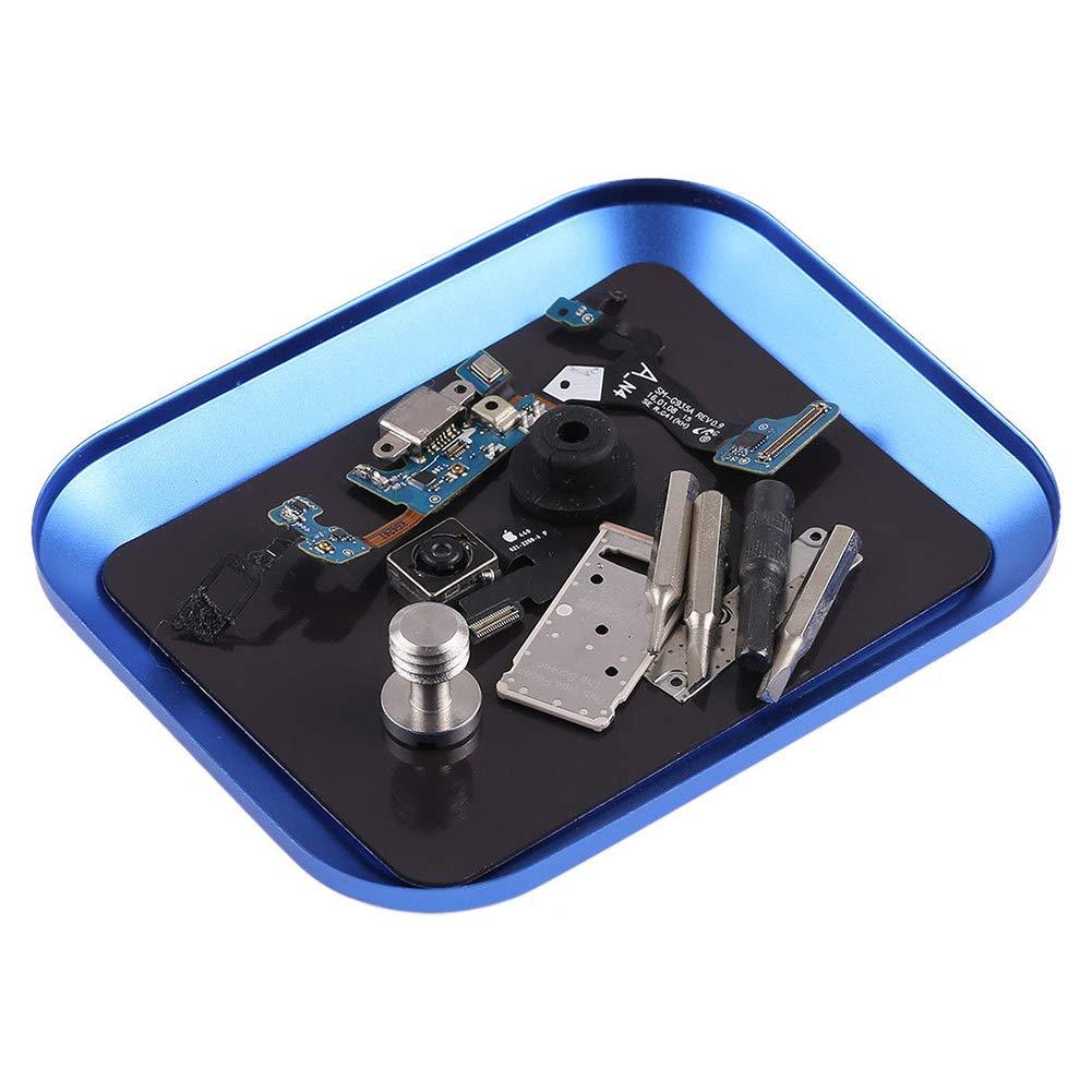 Organizer Drohnenmodell f/ür Handys Reparaturwerkzeuge InvocBL Metall-Magnetische Ablage f/ür Schrauben Autos