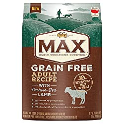 Image of the product DISCONTINUED: MAX GRAIN that is listed on the catalogue brand of Nutro Max Dry Dog Food.