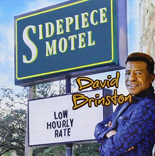 Sidepiece Motel -  DAVID BRINSTON, Audio CD