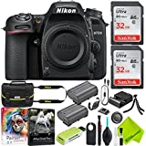 Nikon D7500 DSLR Camera (Body Only) Starter Bundle